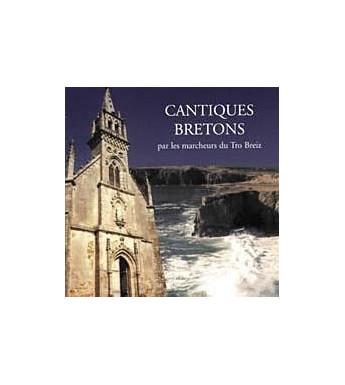CD CANTIQUES BRETONS PAR LES MARCHEURS DU TRO BREIZH