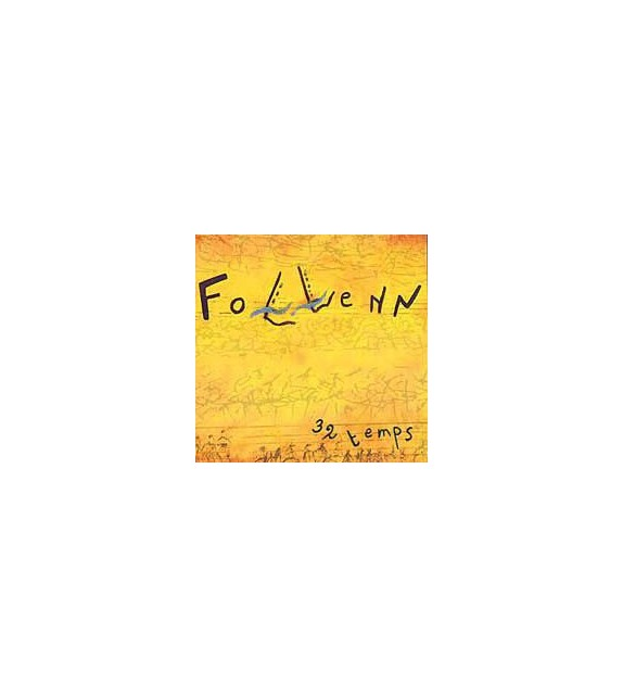 CD FOLLENN - 32 TEMPS
