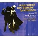Collection apprenez les danses bretonnes