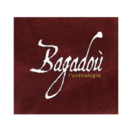 CD BAGADOU - L'ANTHOLOGIE VOLUME 1