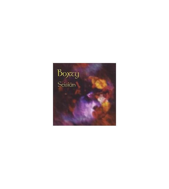 CD BOXTY - Seisiùn