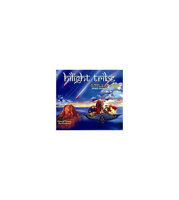 CD HILIGHT TRIBE - STELLAR RAIN