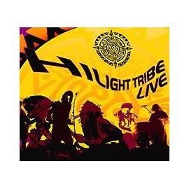 CD HILIGHT TRIBE - LIVE