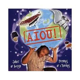 CD JAKEZ LE BORGNE - AIOU