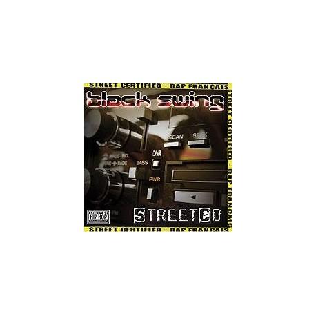 CD BLACK SWING - STREET