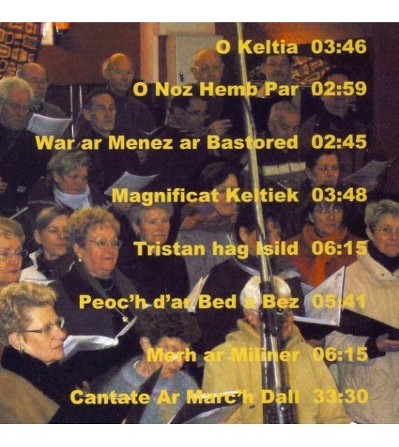 CD MOUEZH BRO KONK ET A BOUEZ PENN - O KANAN RENE ABJEAN