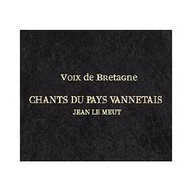 CD VOIX DE BRETAGNE - CHANTS DU PAYS VANNETAIS