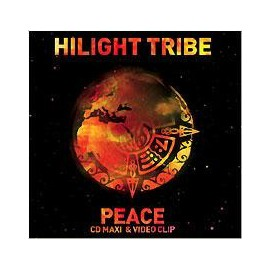 CD HIGHDLIDE TRIBE - PEACE