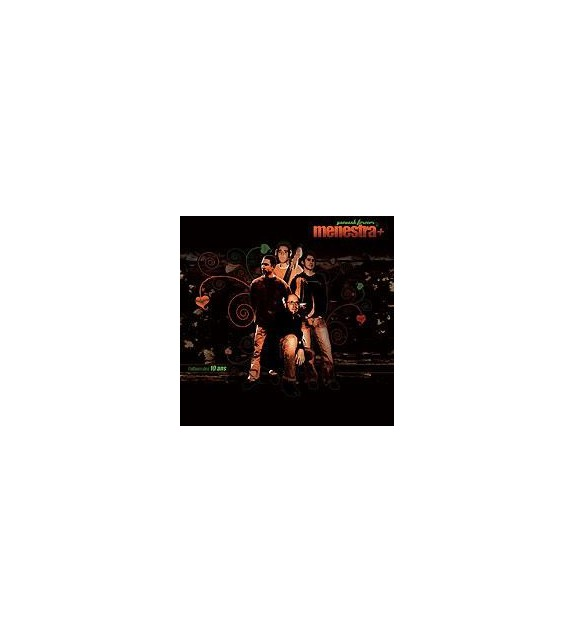 CD MENESTRA - YAOUANK FOREVER