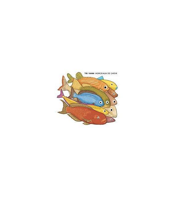 CD TRI YANN - MORCEAUX DE CHOIX