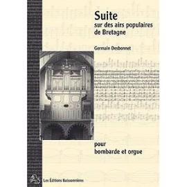 SUITE SUR DES AIRS POPULAIRES DE BRETAGNE