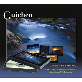 CD COFFRET DES FRERES GUICHEN - DREAMS OF BRITTANY