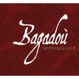 CD BAGADOU L'ANTHOLOGIE VOL2