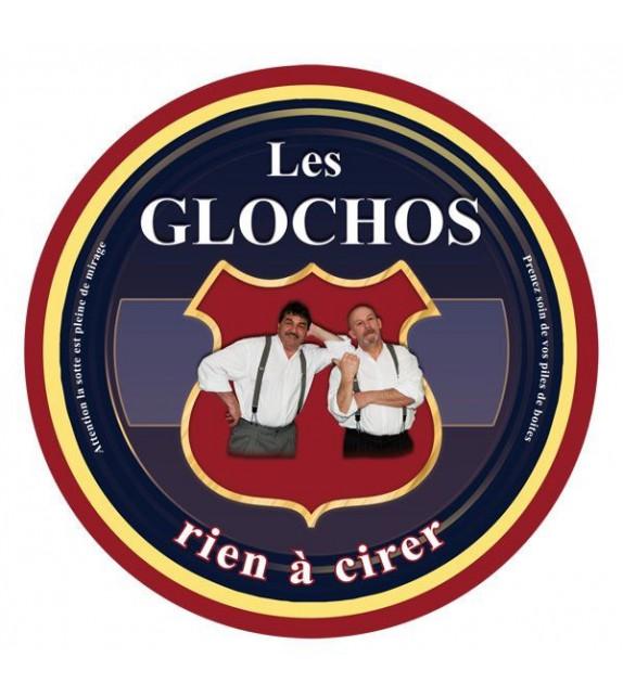 CD LES GLOCHOS - RIEN A CIRER