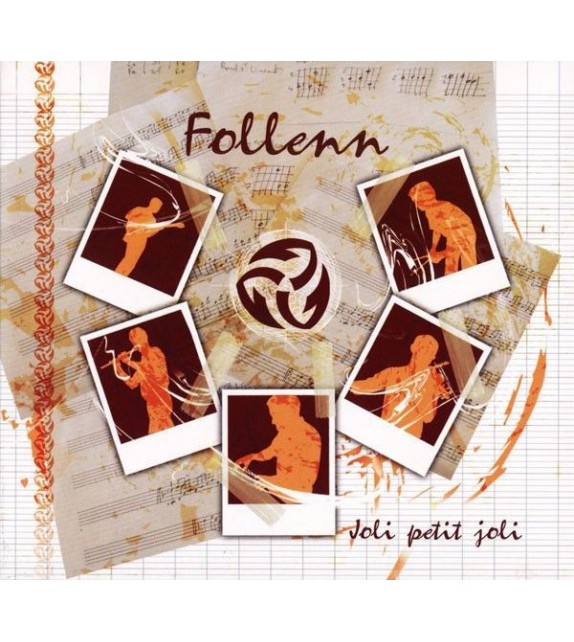 CD FOLLEN - JOLI PETIT JOLI