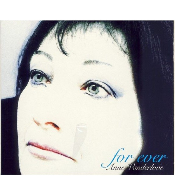 CD ANNE VANDERLOVE - FOR EVER