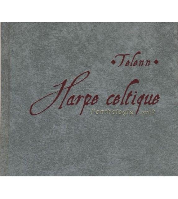 CD HARPE CELTIQUE - ANTHOLOGIE VOL 2
