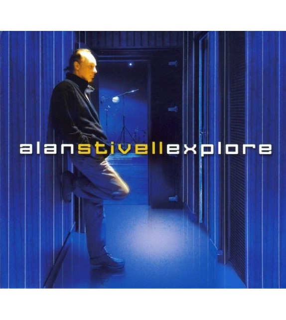CD ALAN STIVELL - EXPLORE