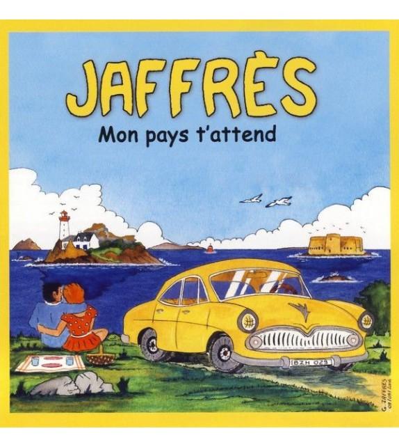 CD GERARD JAFFRES - MON PAYS T'ATTEND