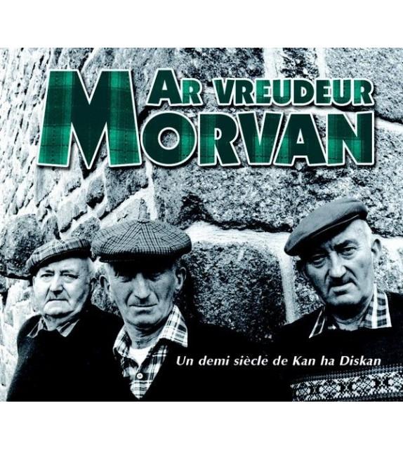 CD LES FRERES MORVAN - UN DEMI-SIECLE DE KAN HA DISKAN