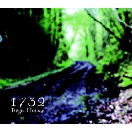CD REGIS HUIBAN QUARTET - 1732