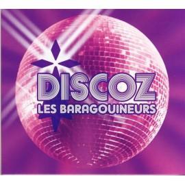 CD LES BARAGOUINEURS - DISCOZ