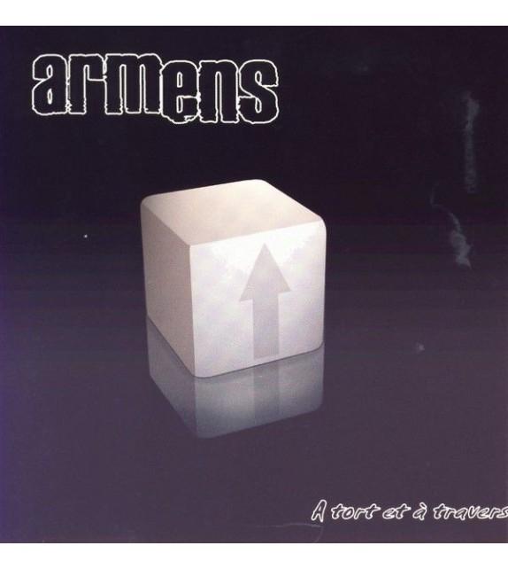 CD ARMENS - A TORT ET A TRAVERS