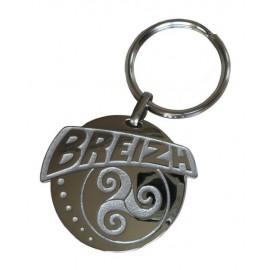 PORTE CLEFS BREIZH TRISKELL (6010849)