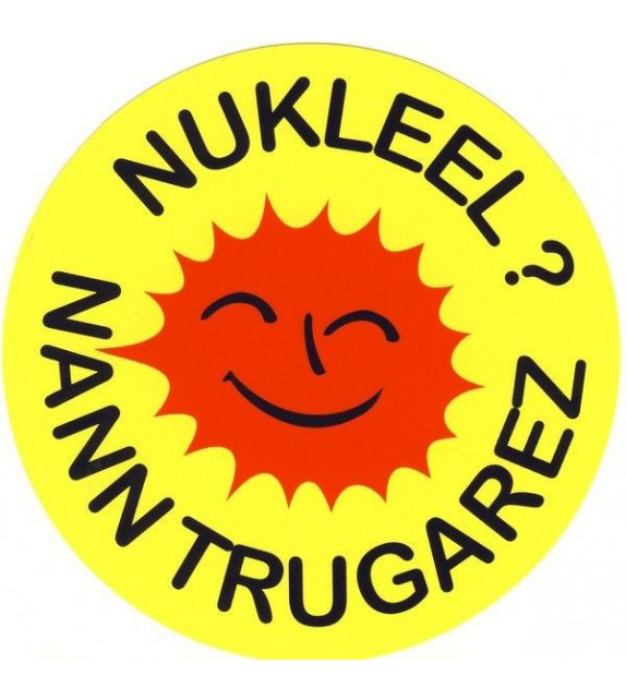 AUTOCOLLANT NUKLEEL ? NANN TRUGAREZ ! (6010913)