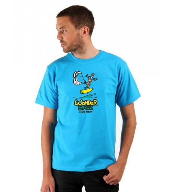 TEE SHIRT WONDER BRAZ (6020348)