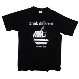 TEE SHIRT DRINK DIFFERENT (6020562)