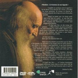 DVD PATRICK EWEN - RÉCITS BARBARES, le spectacle