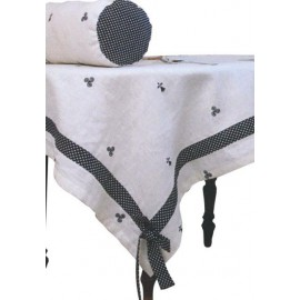 NAPPE TRISKELL HERMINE - prix initial 58 €
