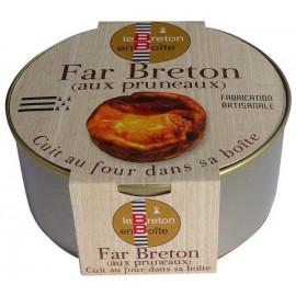 LE FAR BRETON (AUX PRUNEAUX) EN BOITE