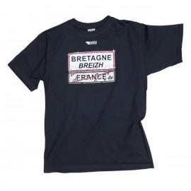 TEE-SHIRT BRETAGNE BREIZH (6020715)