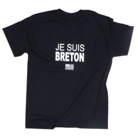 TEE-SHIRT JE SUIS BRETON (6020743)