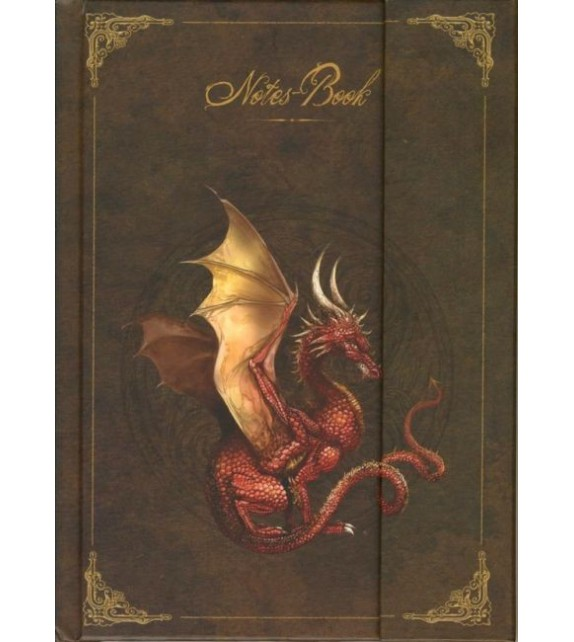 NOTES-BOOK DRAGON GRAND MODÈLE (908929)