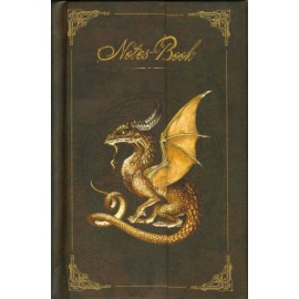 NOTES-BOOK DRAGON PETIT MODÈLE (908923)