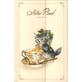 NOTES BOOK LE CHAT LUTIN Petit format (908924)