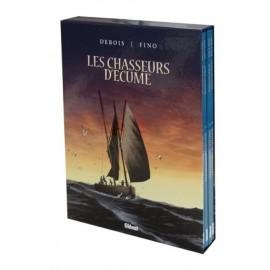 LES CHASSEURS D'ÉCUME CYCLE 1 (les 4 tomes)