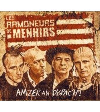 CD LES RAMONEURS DE MENHIRS - AMZER AN DISPAC'H