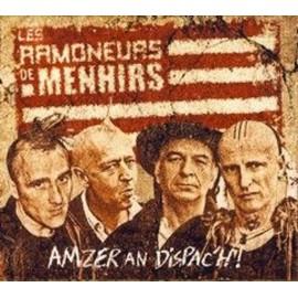 CD LES RAMONEURS DE MENHIR - AMZER AN DISPAC'H