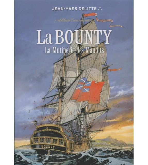 BLACK CROW RACONTE LA BOUNTY - LA MUTINERIE DES MAUDITS