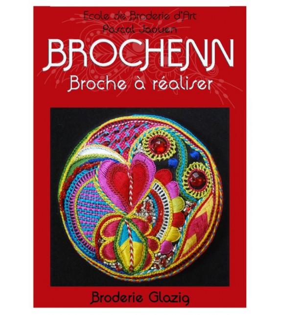 BROCHENN (4014645)Kit de broderie