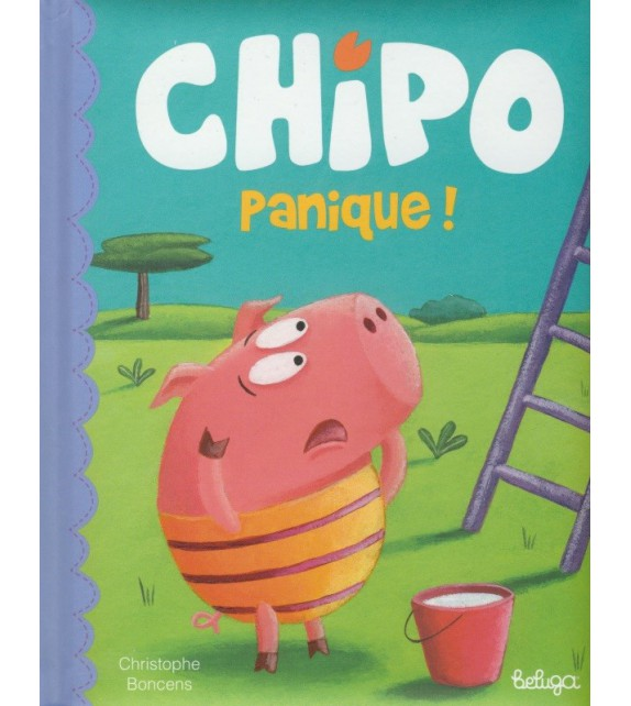 CHIPO PANIQUE ! (version française)