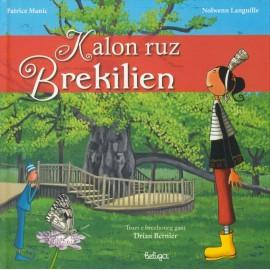 KALON RUZ KOAD BREKILIEN (version en breton)