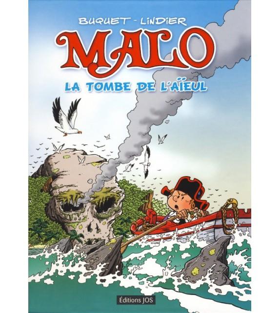 MALO LA TOMBE DE L'AÏEUL