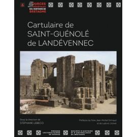 CARTULAIRE DE SAINT-GUÉNOLÉ DE LANDÉVENNEC