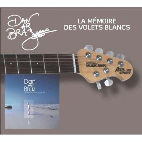 CD DAN AR BRAZ - LA MÉMOIRE DES VOLETS BLANCS