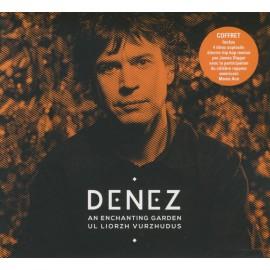 COFFRET CD ET REMIX DENEZ PRIGENT - UL LIORZH VURZHUDUS